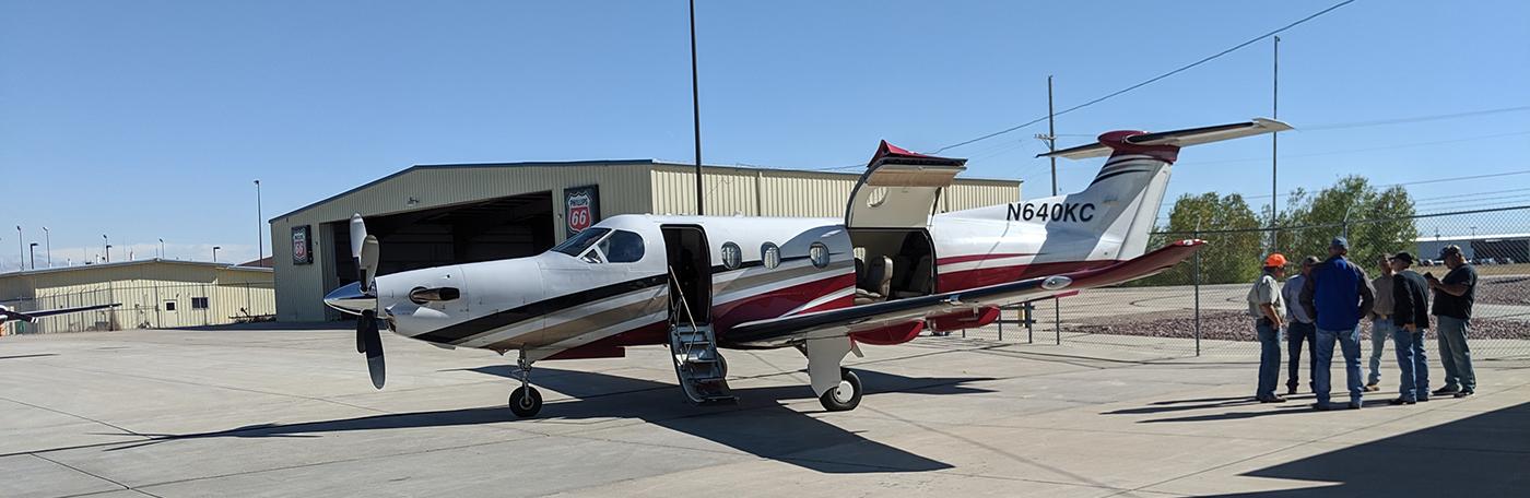 Aircraft / Flight Department Management